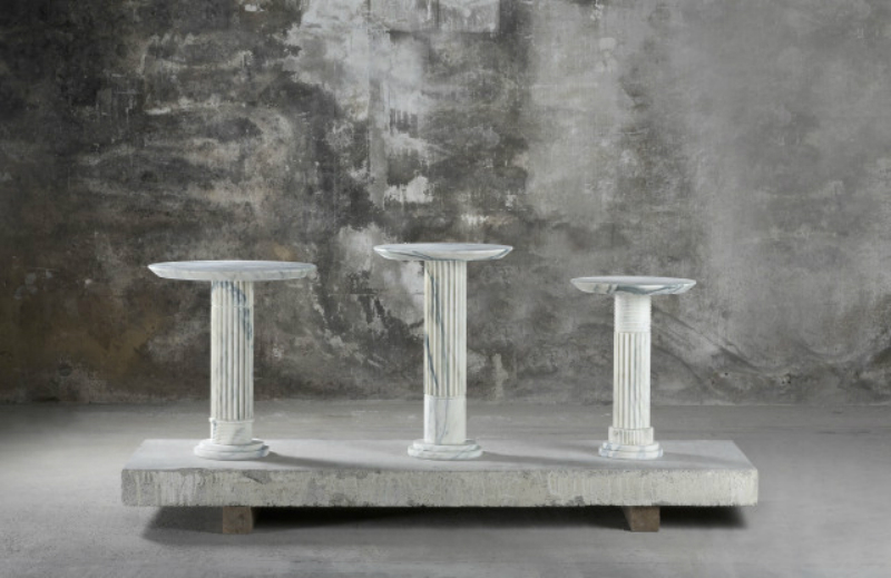 Karl Lagerfeld Unveils Marble Pieces For Carpenters Workshop Gallery 4 Covet Edition