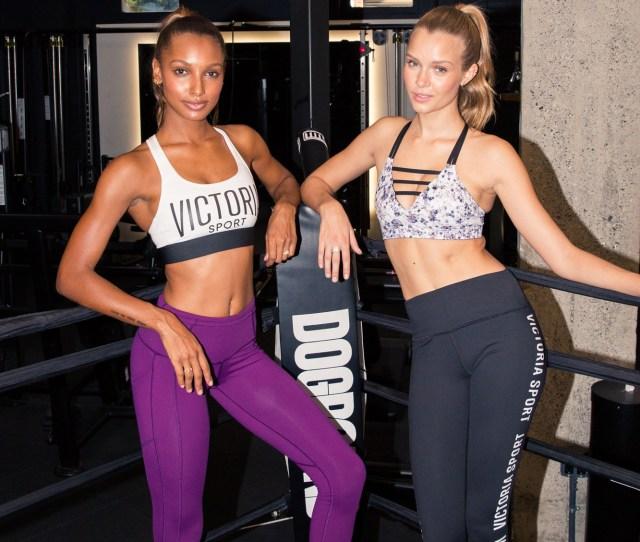 Victorias Secret Angels Share Their Butt Exercises Coveteur
