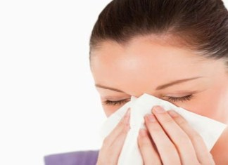 Get Rid Of Stuffy Nose