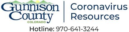 Gunnison County Coronavirus Resources
