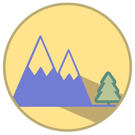 outdoor recreation icon