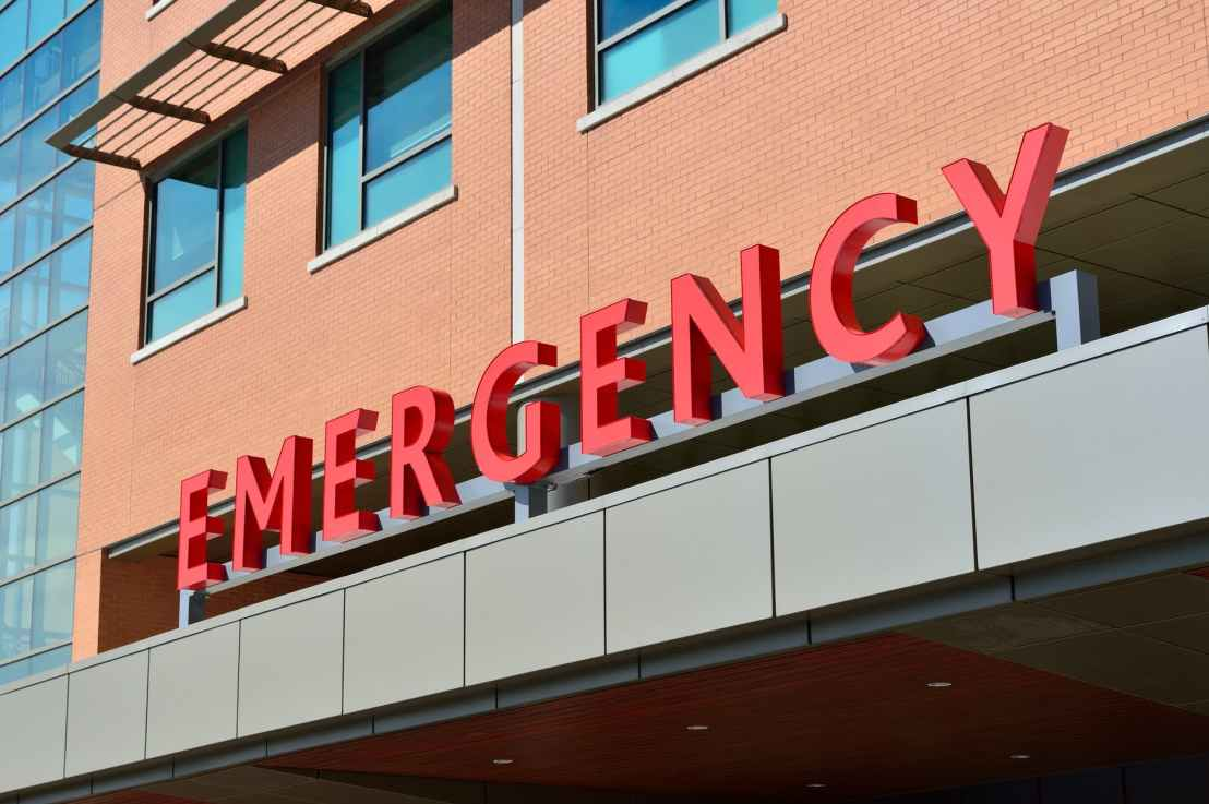 """""""What to expect when visiting the emergency department during the COVID-19 pandemic"""""""