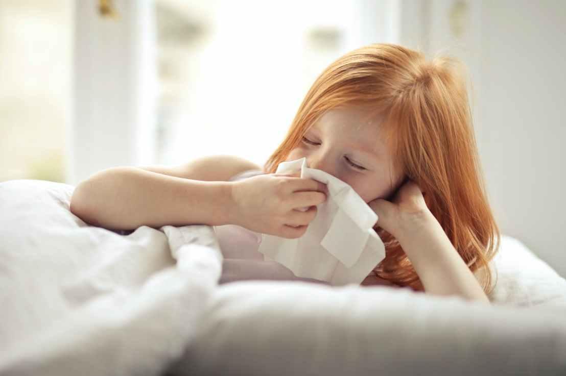 New Pediatric COVID-19 Symptoms
