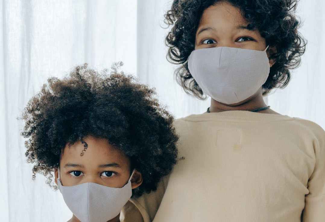 Tips for encouraging children to wear a mask