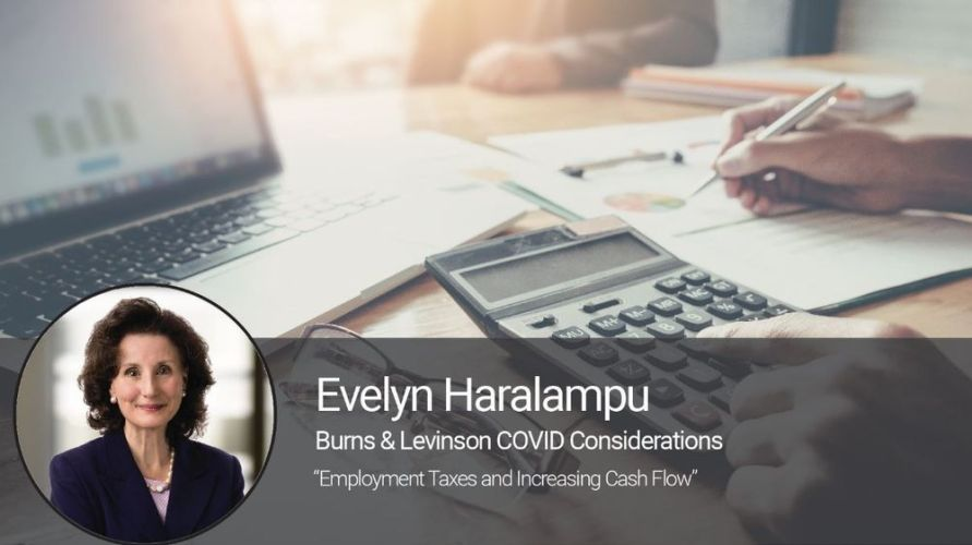 Employment Taxes and Increasing Cash Flow