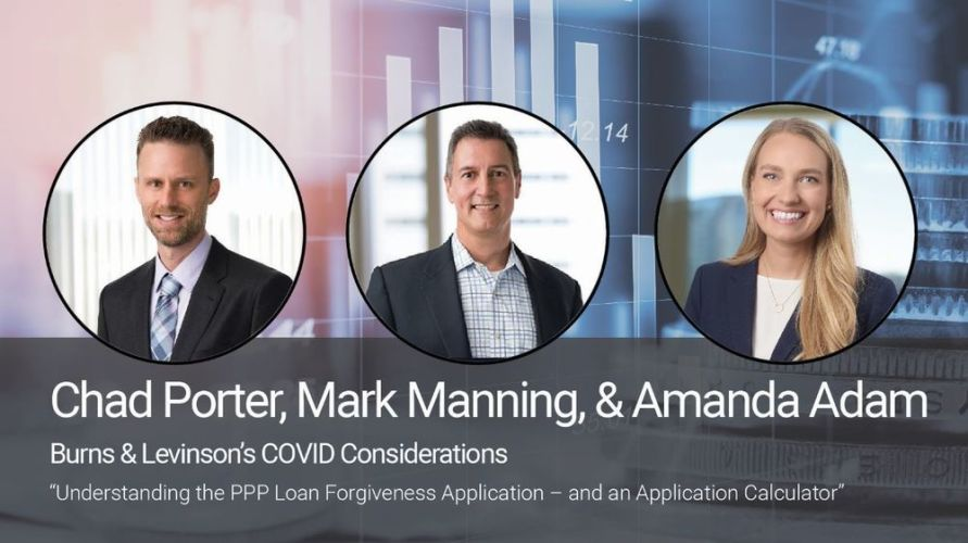Understanding the PPP Loan Forgiveness Application, Related Interim Final Rule, and an Application Calculator