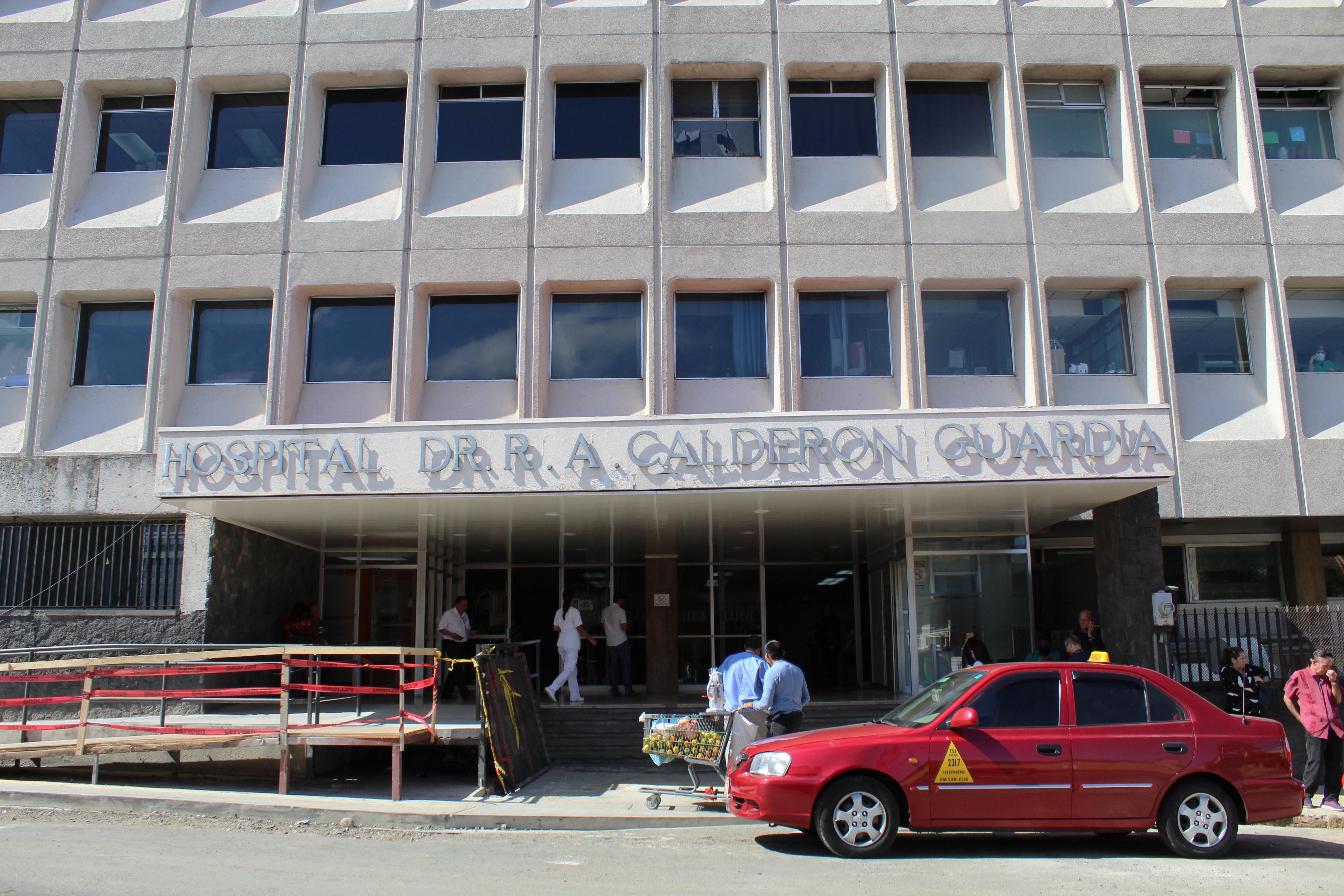 El Hospital Rafael Angel Calderón Guarida es uno de los muchos hospitales públicos que pertenecen a la Caja Costarricense del Seguro Social. | Elizabeth Marie Lang Oreamuno | COVIDA |
