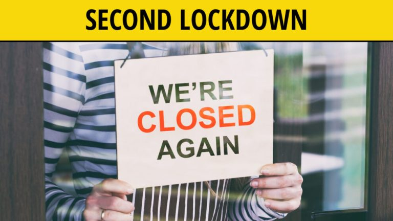 Second lockdown comes into force in England