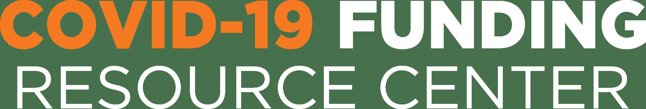 COVID-19FundingResourceCenter_Logo-big