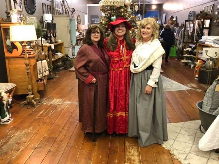 Persnickety - Dickens Christmas 2018