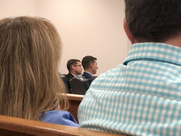 Ronnie Gorton Trial - Day 2