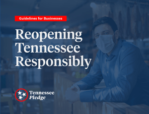 Click here to download a digital copy of the Tennessee Pledge guidelines