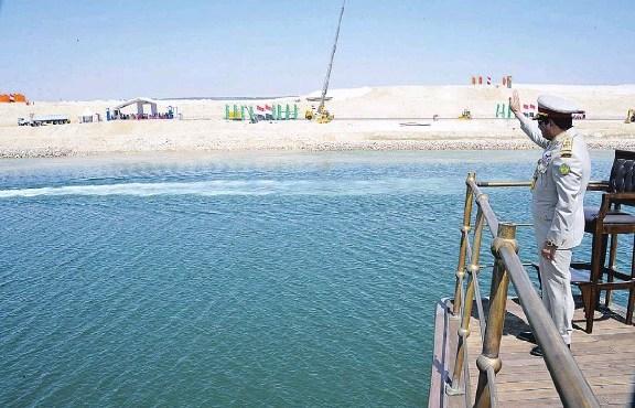 """Impacto Petrolero del """"nuevo"""" Canal de Suez – Por Kenneth Ramírez"""