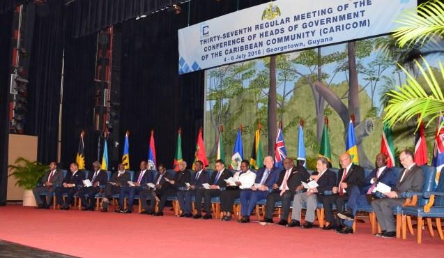 Cumbre CARICOM en Guyana – Por Mirna Yonis