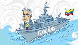 El Golfo de Venezuela, razones para un debate: A 30 años del incidente del ARC Caldas – Por Leandro Area