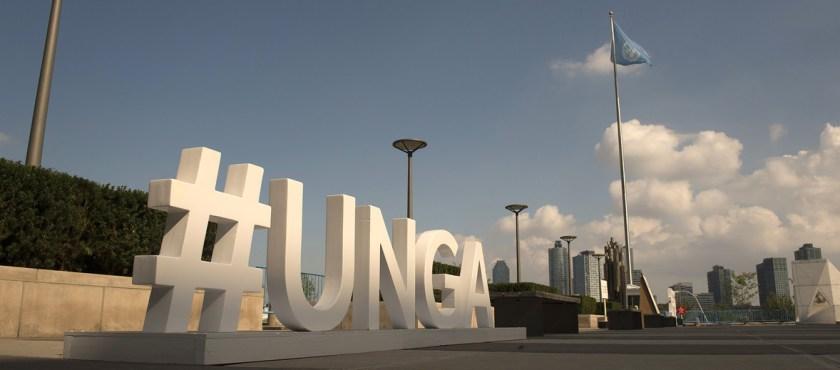 Un maremagnum diplomático en NYC: #UNGA 2018 – Por Mirna Yonis