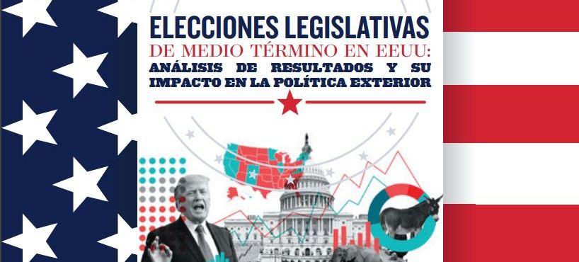 Elecciones Legislativas de Medio Término en EEUU: Análisis de Resultados y su Impacto en la Política Exterior