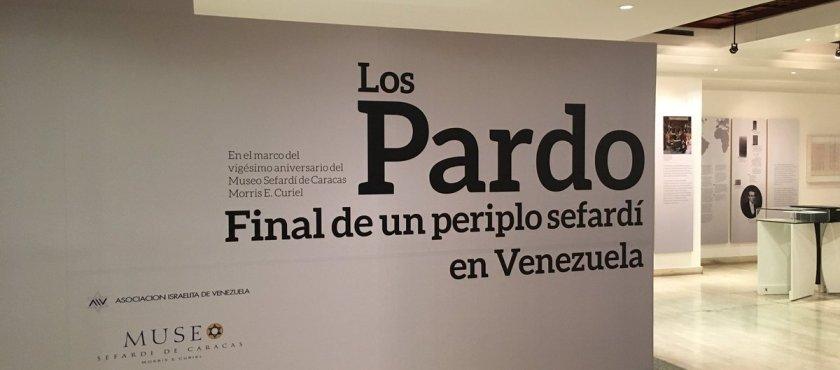 Los Pardo en el Museo Sefardí – Por Luís Xavier Grisanti