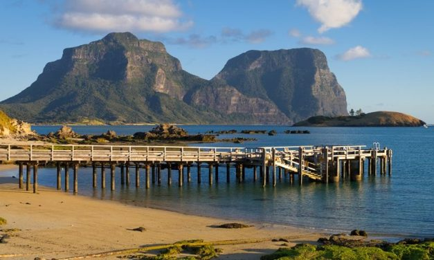 8 Day Lord Howe Island Tour 2019