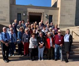 Canberra- Floriade Tour 2019