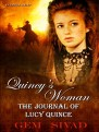 Quince-2_digital final book cover Quincy's Woman