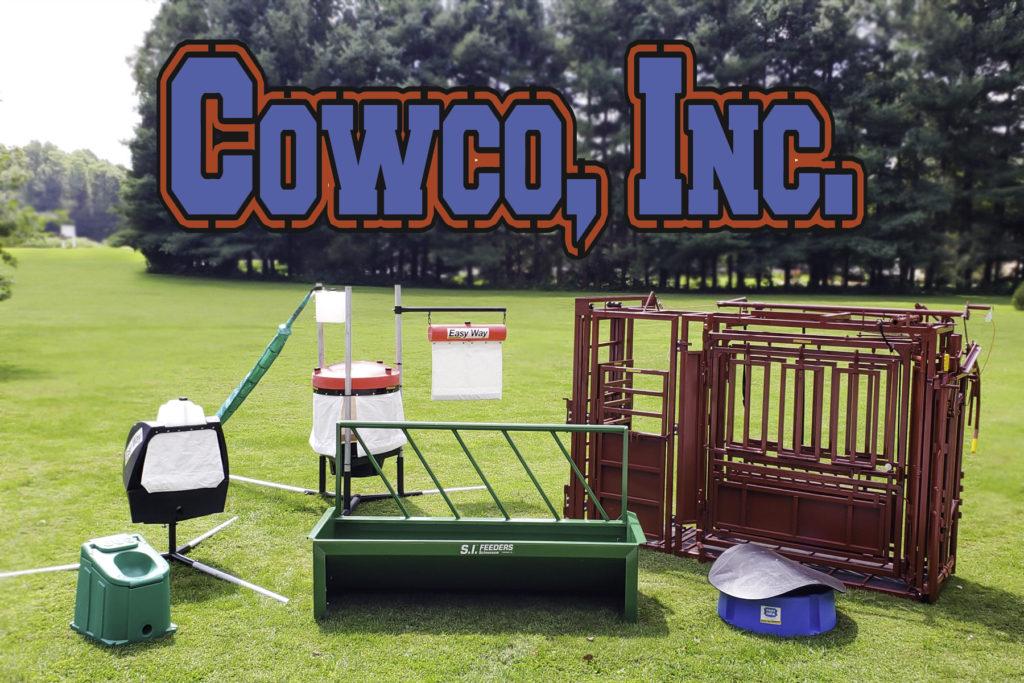 CowCo, inc Livestock equipment