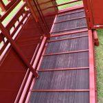 side veiw rubber floor sm