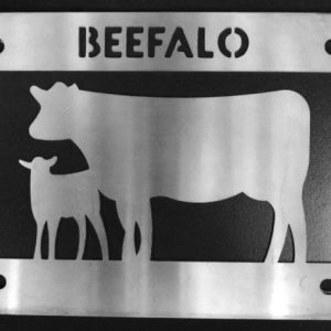 BEEFALO COW/CALF