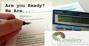 Tax Services   Cowderytax.com