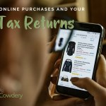 Online Purchases and Your Tax Returns | Cowdery Tax #taxes