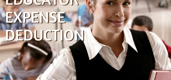 Claiming the Educator Expenses Deduction