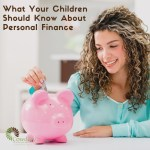 What Your Children Should Know About Personal Finance | CowderyTax.com #finances #bookkeeping #taxes