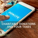 Charitable Donations and Your Taxes | CowderyTax.com #taxes