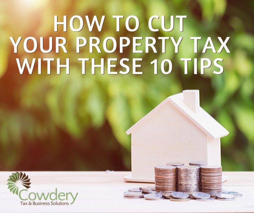 Cut Your Property Tax with these 10 Tips | CowderyTax.com