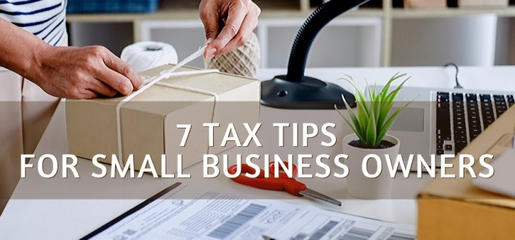 Tax Tips for Small Businesses to Save Money on Taxes