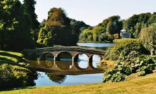 Beautiful bridge in Kent UK