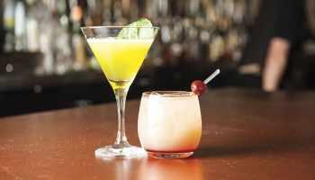 Four Seasons Rancho Encantado Resort Cocktails Cowgirl Magazine