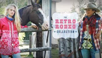 Retro Rodeo Collection by Tasha Polizzi