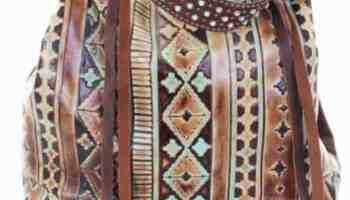 Navajo-Turquoise-and-Brown-Double-J-Saddlery