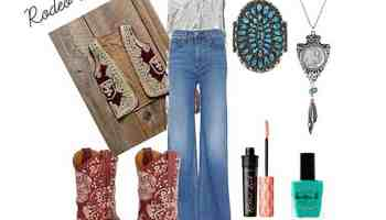 cowgirl rodeo wear
