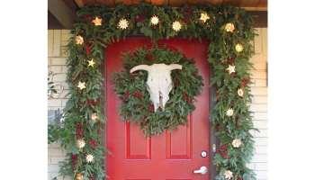 Cowboy Christmas Decor