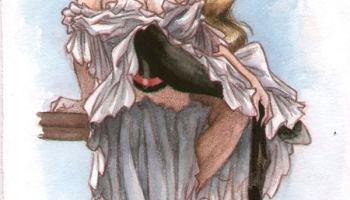soiled dove