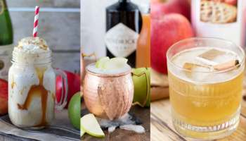 Delicious ways to drink apple cider