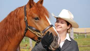 Cowgirl - Showmanship