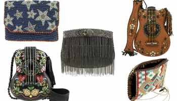 beaded bags and clutches