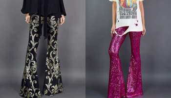 sequin bell bottoms bells bell bottoms sequin bell bottoms Las Vegas nfr western fashion showstopper cowgirl magazine