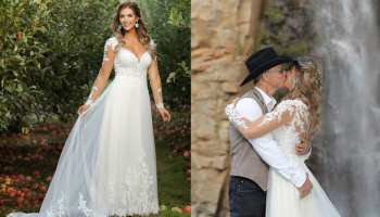 Paige Duke Ty Murray Wedding Cowgirl Magazine