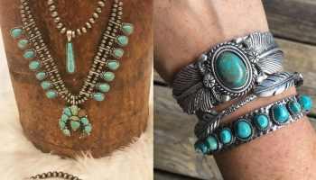 turquoise jewelry cowgirl magazine