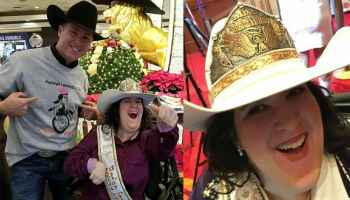hayleigh lansford miss rodeo for a reason rodeo's number 1 fan cowgirl magazine