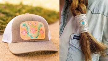 mcintire saddlery new line hat cap cowgirl magazine